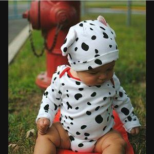 Disney's 101 Dalmatians 2pc Set (onesie & hat)